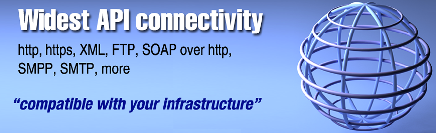Widest API Connectivity